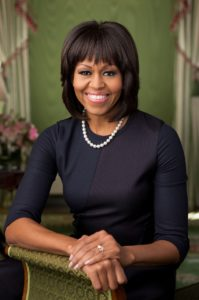 """Michell Obama begins """"Mondays with Michelle Obama"""" with a reading of The Gruffalo by Julia Donaldson."""