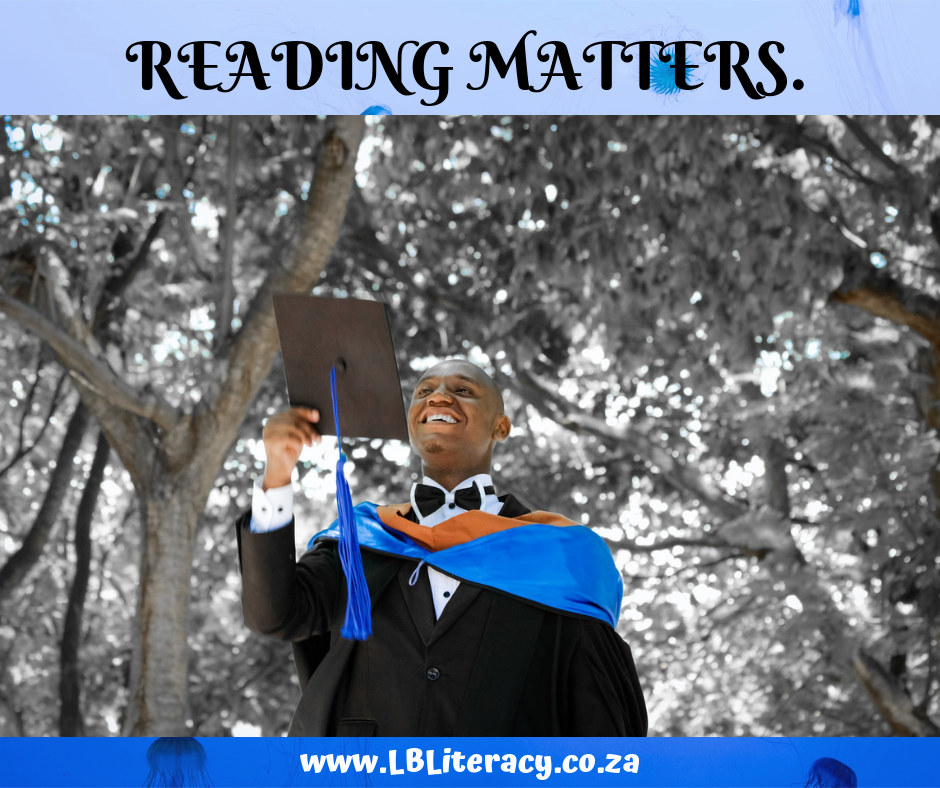 Reading matters for Academic Success. www.LBLiteracy.co.za